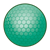 Green Golf Ball Color PNG