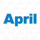Month of April