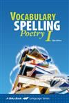 Vocabulary, Spelling, Poetry I