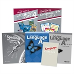 Grade 4 Language Arts Parent Kit