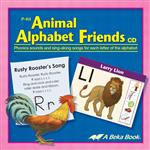Animal Alphabet Friends CD