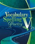 Vocabulary, Spelling, Poetry V