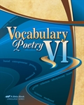 Vocabulary, Poetry VI