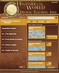 History of the World Digital Teaching Aids