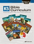 Homeschool K5 Bible Curriculum
