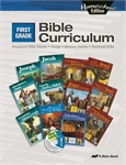 Homeschool Grade 1 Bible Curriculum