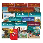 Homeschool K5 Bible Kit