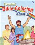 Preschool Bible Coloring Sheets