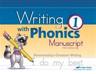 Writing with Phonics 1 Manuscript