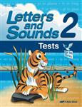 Letters and Sounds 2 Test Book