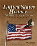 United States History: Heritage of Freedom