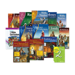 Homeschool Grade 2 Bible Kit