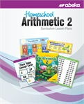 Homeschool Arithmetic 2 Curriculum Lesson Plans—Revised