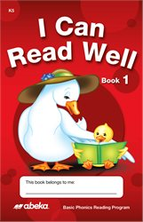 I Can Read Well Book 1 (Package of 10)