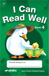 I Can Read Well Book 4 (Package of 10)