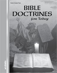 Bible Doctrines Quiz and Test Book