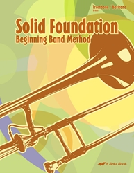 Band Method Trombone/Baritone