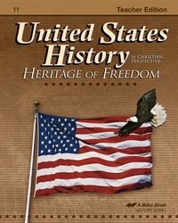United States History: Heritage of Freedom Teacher Edition
