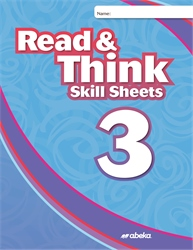 Read and Think 3 Skill Sheets