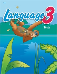 Language 3 Test Book