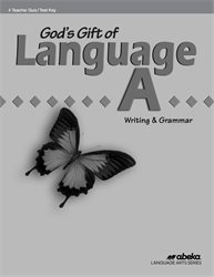 God's Gift of Language A Quiz and Test Key