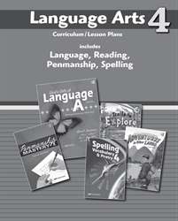 Language Arts 4 Curriculum