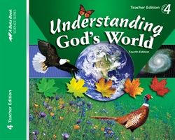 Understanding God's World Teacher Edition