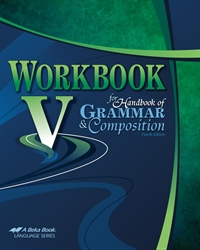 Workbook V for Handbook of Grammar and Composition
