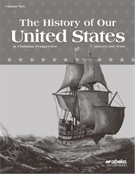 History of Our United States Quiz and Test Book
