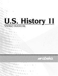 Abeka Product Information Us History 11 Video Manual