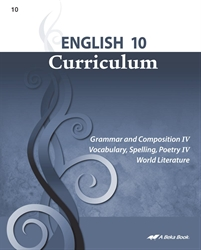 English 10 Curriculum