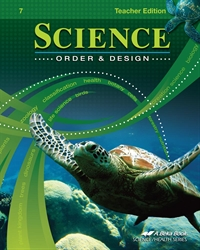 Science: Order and Design Teacher Edition