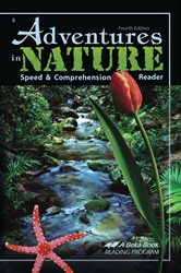 Adventures in Nature Speed and Comprehension Reader