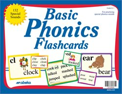 Basic Phonics Flashcards