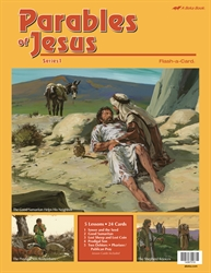 Parables of Jesus Series 1 Flash-a-Card