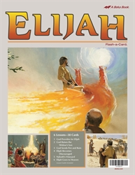 Elijah Flash-a-Card