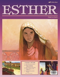 Esther Flash-a-Card