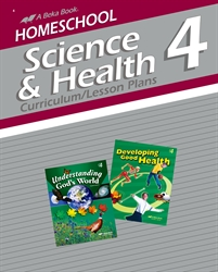 Homeschool Science and Health 4 Curriculum