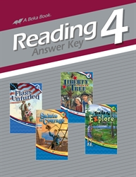 Reading 4 Answer Key