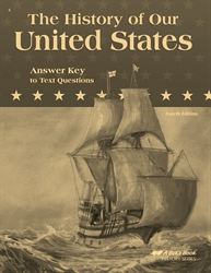 History of Our United States Answer Key