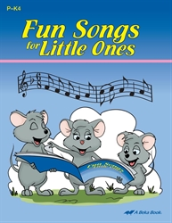 Fun Songs for Little Ones Book