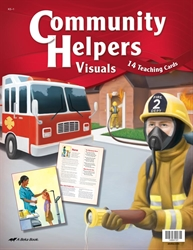 Community Helpers Visuals
