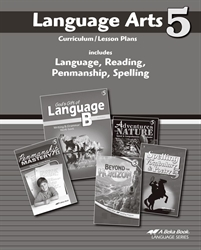 Language Arts 5 Curriculum