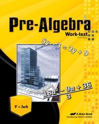 Abeka product information pre algebra pre algebra fandeluxe Image collections