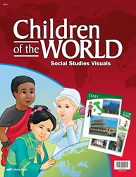 Children of the World Social Studies Visuals