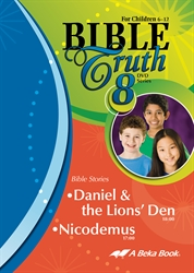 Bible Truth DVD #8: Daniel & the Lions' Den, Nicodemus