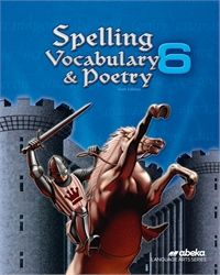 Spelling, Vocabulary, and Poetry 6