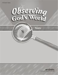 Observing God's World Test Book