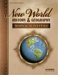 New World History and Geography Maps and Activities Book