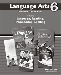 Language Arts 6 Curriculum